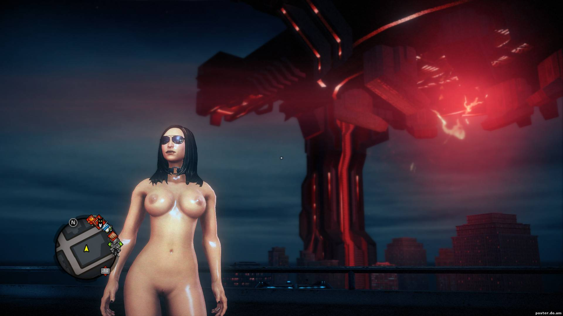 Saints row 3 nude patch pron pics