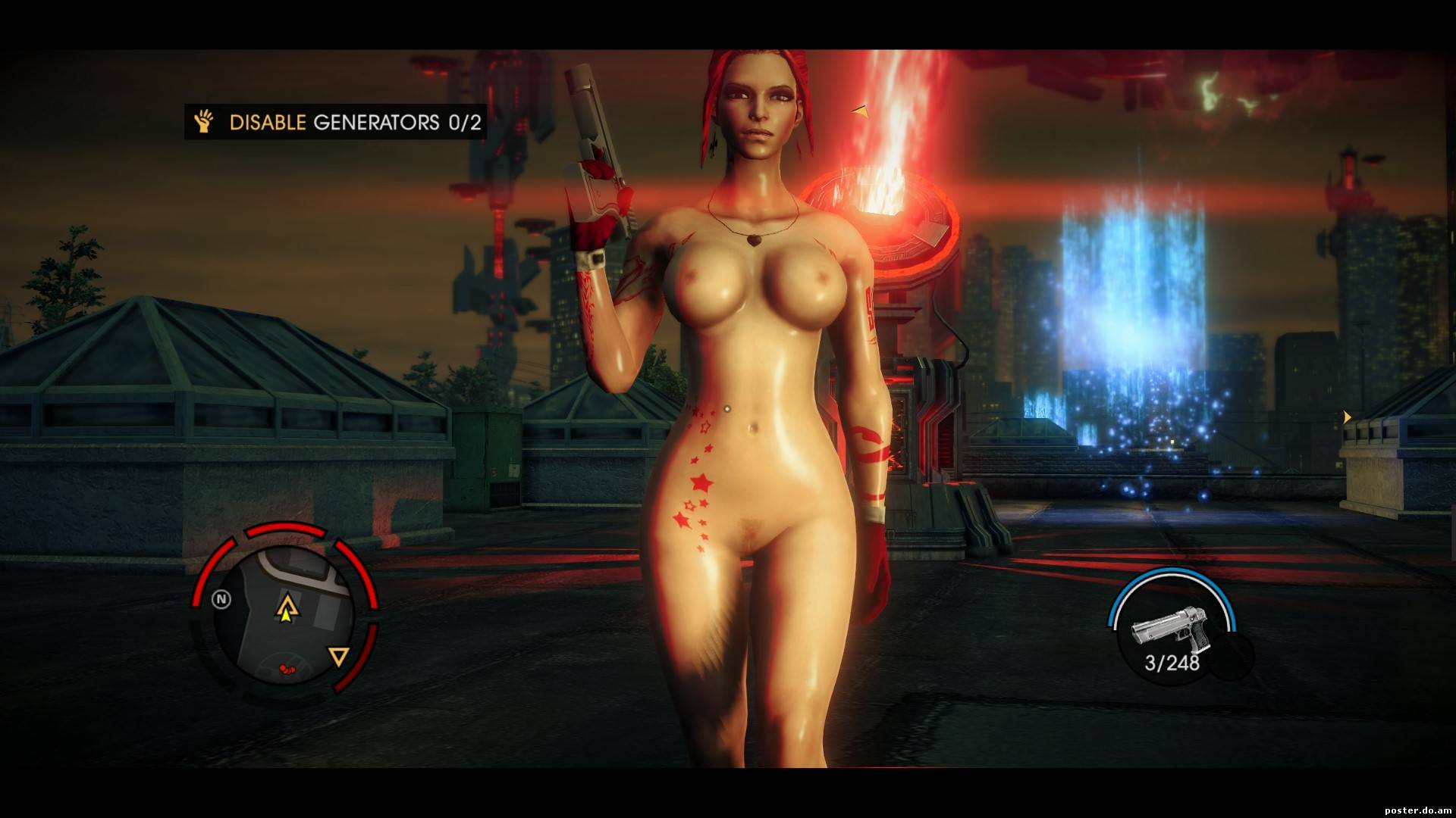 Saint s row the third nude mod porn toons