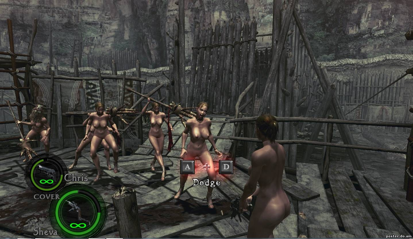 Resident evil nude archives softcore photos